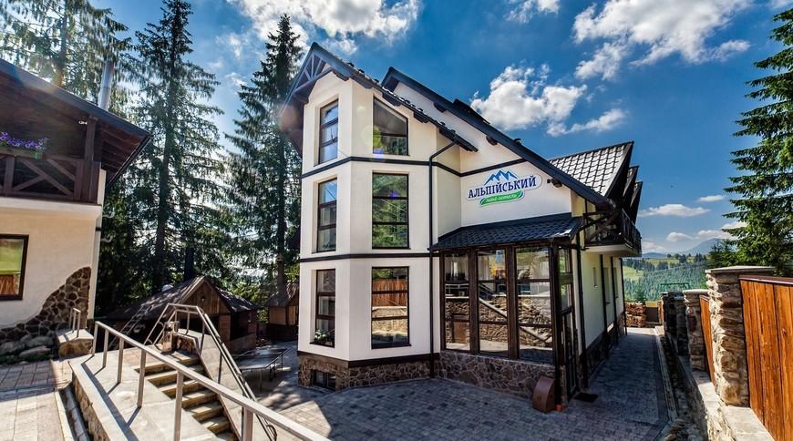 """Изображение мини-отеля """"Альпийский"""" #4"""