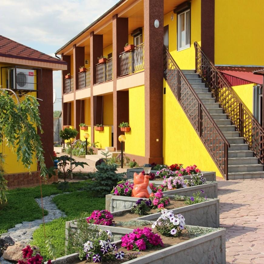 """Изображение гостевого дома """"Villa Sarr"""" #3"""