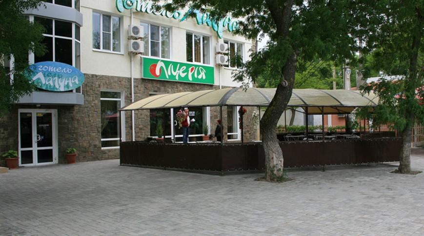 """Изображение отеля """"Лагуна"""" #4"""