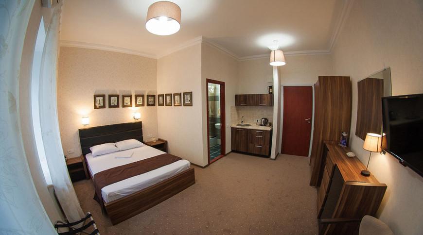 """Изображение гостиницы """"Апарт Отель Рибас"""" #5"""