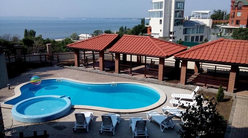 """Изображение мини-отеля """"VILLA ALBIZIA ODESSA"""" #1"""