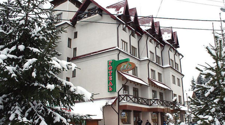 """Изображение отеля """"Горганы"""" #1"""