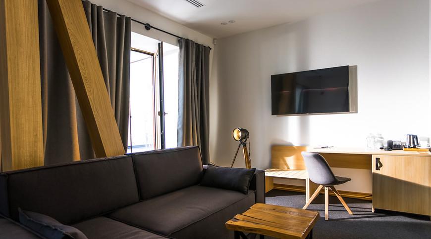 """Изображение отеля """"Wall Street Hotel"""" #3"""