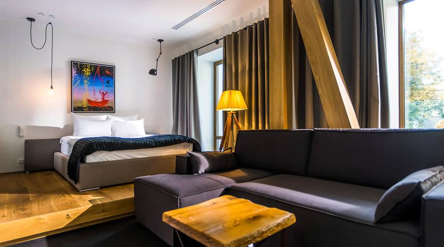 """Изображение отеля """"Wall Street Hotel"""" #5"""