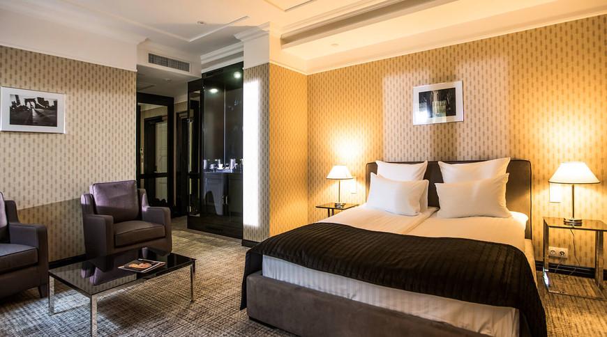 """Изображение отеля """"Wall Street Hotel"""" #7"""