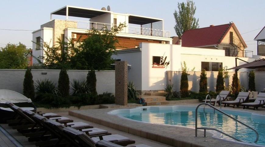 """Изображение отеля """"Bless Resort & Villa"""" #4"""