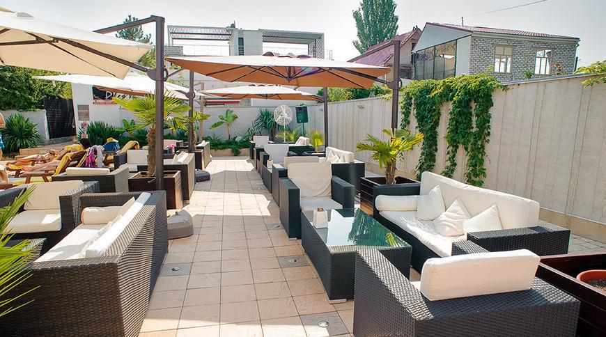 """Изображение отеля """"Bless Resort & Villa"""" #5"""