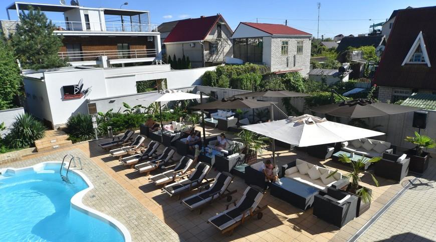 """Изображение отеля """"Bless Resort & Villa"""" #13"""