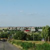 View of Town of Ilichevsk from Gribovka Resort, Odessa oblast, UA