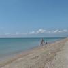 Катранка 2011. Пляж