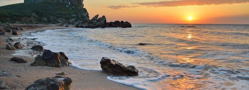 Изображение Азовского моря